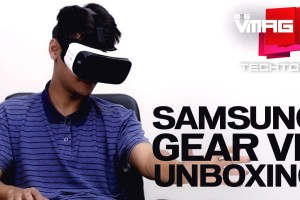 Gadget Review: Samsung Gear VR Unboxing and Reaction Test - TexasNepal