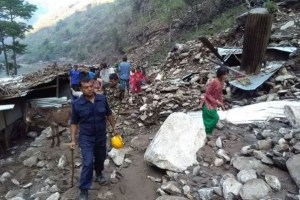 Kalikot Landslide Kills Four, Three Gone Missing - TexasNepal