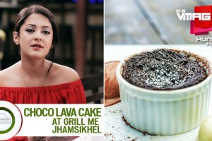 HUNGER HUNT: Choco Lava Cake at Grill Me - TexasNepal