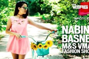 M&S SPOTLIGHT : Nabina Basnet Fashion Shoot - TexasNepal