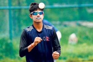 Sandeep Lamichhane Invited By Clarke To Train At His Academy - TexasNepal News