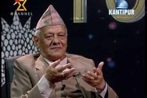 Tough Talk with Lokendra Bahadur Chand - TexasNepal News