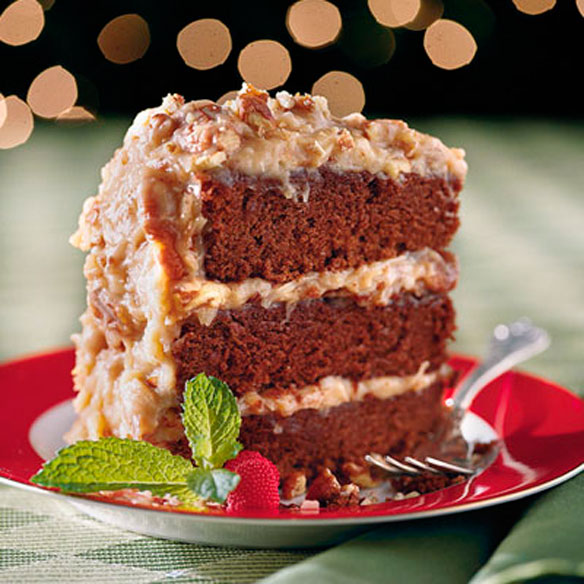 Chocolate-Velvet-Cake-With-Coconut-Pecan-Frosting