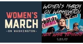 Women's March on Washington - NWF