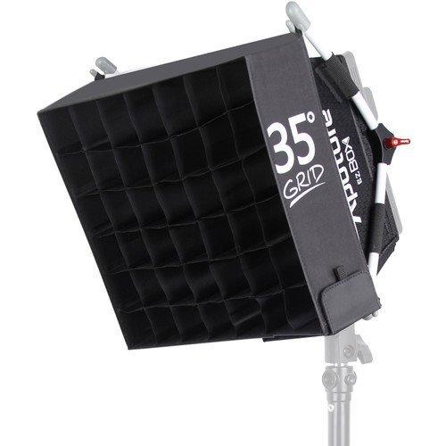 Aputure-Easybox-Softbox-Kit-Grid-for-528-672-Lights-Black-B01C77ZSAU