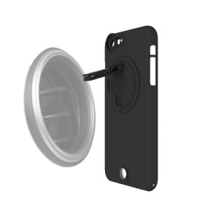 Ztylus-Z-Clip-Vent-Mount-Black-Lite-Smartphone-Case-for-Apple-iPhone-6-Plus-6s-Plus-Rotatable-Kickstand-Non-Magn-B01DAE3GEY
