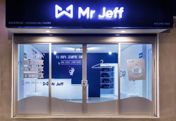 Mr Jeff Hub Store in Mexico