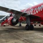 AirAsia flight forced to land in Phuket, suspected bird strike