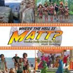 Matt Harding Dancing Video Phuket, Thailand