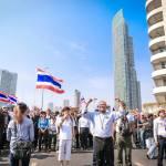Suthep threatens to capture five caretaker Cabinet members, Pheu Thai secretary-general