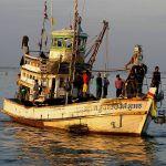 Drug Crazed Cambodians Force Captain Ashore