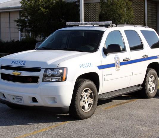 U.S. Parks Police New York Field Office Chevrolet Tahoe