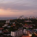 Russian Couple Sexual Intercourse At Pattaya Beach