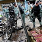 Two Thai soldiers killed in Pattani bomb ambush