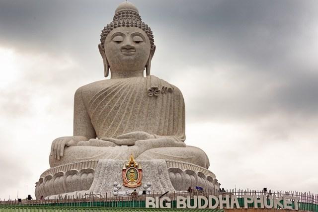 The Phuket Big Buddha