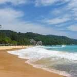 kata noi beach in thailand