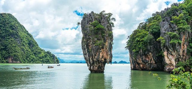 James Bond Island Image