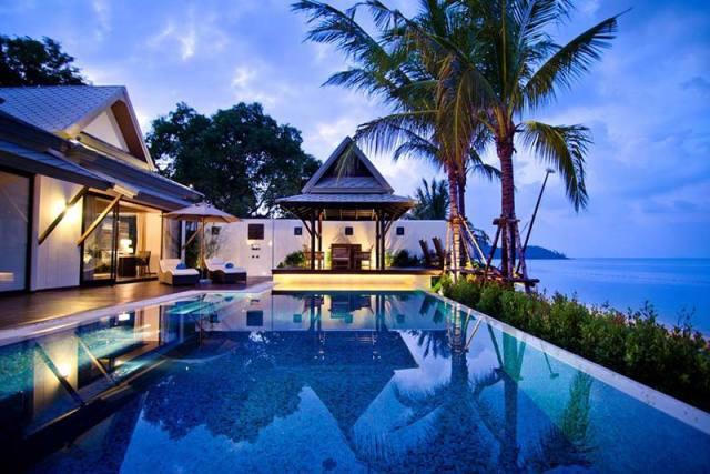 Anantara Bangkok Beach Front Image