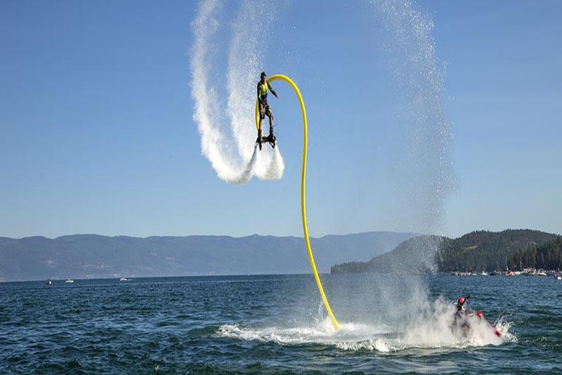 Fly Boarding Thailand Image