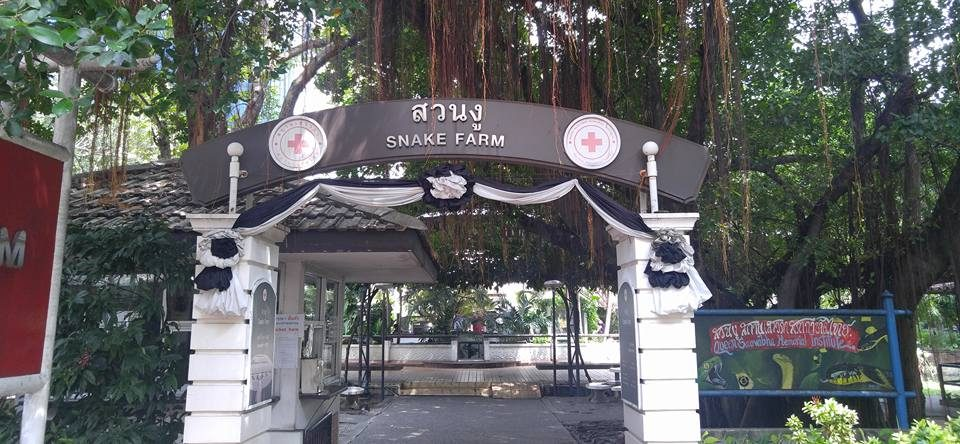 Safari Park and Marine Park in Bangkok
