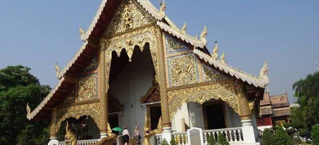 Wat Phra Kaew- The Temple of Emerald Buddha