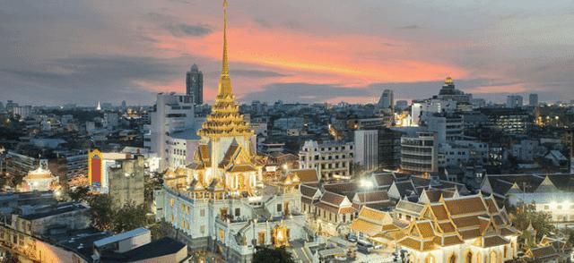 Wat Traimit- The Temple of Golden Buddha