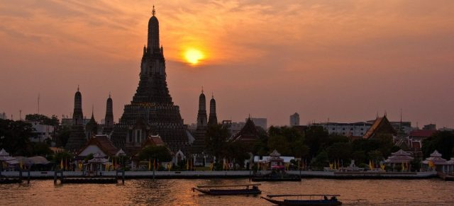 Wat Arun Bangkok