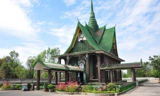 Wat Pa Maha Chedi Kaew