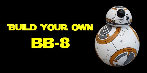 ** บทความนี้เป็นส่วนหนึ่งของบทความชุดBuild Your Own Botแนะนำการสร้างหุ่นยนต์ด้วยตัวเอง ** BB-8 หุ่นยนต์กลมกลิ้งจาก Star Wars : The Force Awakens เป็นหุ่นยนต์ที่ใครเห็นก็ชมว่าน่ารัก ในงานเปิดตัวบนเวทีก็มีผู้คนตื่นตาตื่นใจมากมาย นักพัฒนาหุ่นยนต์ทั้งหลายก็ต่างคาดเดากันว่า BB-8 นั้นทำงานอย่างไร thairobotics ก็เคยคาดเดาไปเช่นกัน (อาจจะไม่ใช่วิธีที่มีคุณสมบัติดีที่สุด แต่อยากให้เป็นวิธีที่ง่าย ใคร ๆ ก็ทำตามได้) แต่เพียงการคาดเดาคงไม่มีน้ำหนักเท่าใดหากไม่สร้างขึ้นมาดูว่าทำได้จริงหรือไม่ มาดูกันเลยดีกว่าว่าเราจะสามารถสร้าง BB-8 ขึ้นมาได้จริงหรือไม่ อย่างไร