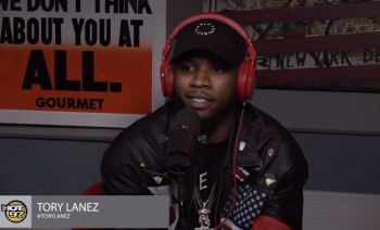 Tory Lanez Talks 'Luv' With Ebro In The Morning