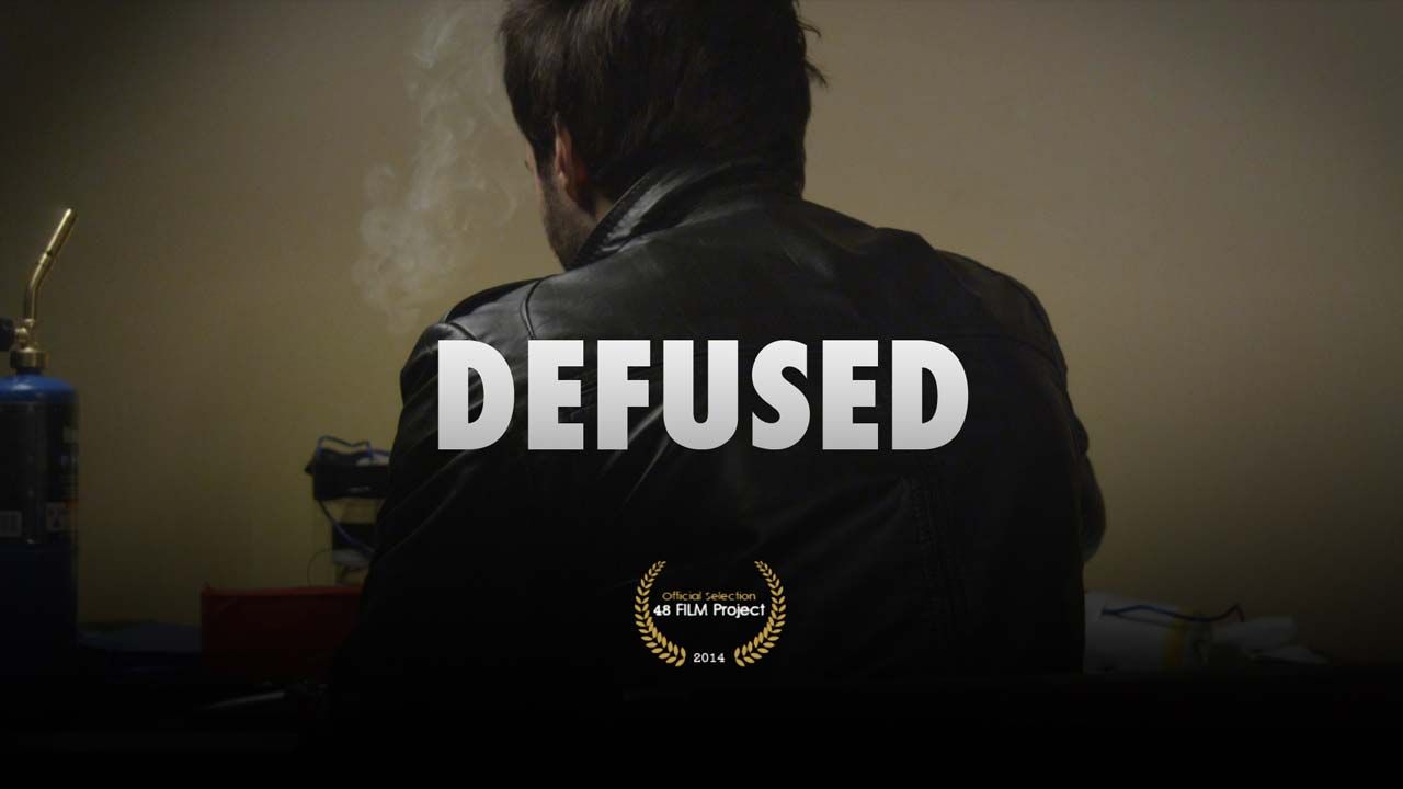 Defused - 48 Film Project 2014