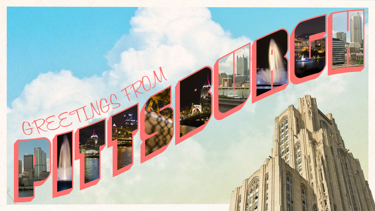 Greetings From Pittsburgh: Timelapse Short Film