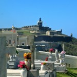 Cemetery and Fort, San Juan