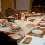 Thanksgiving - Table for 14