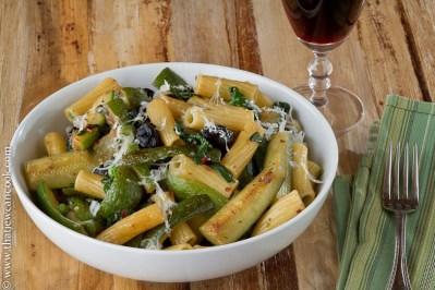 Zucchini, Ziti and more