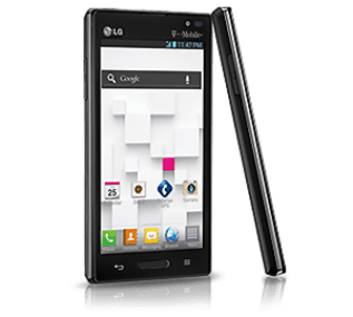 T-Mobile LG Optimus L9 $199 Prepaid