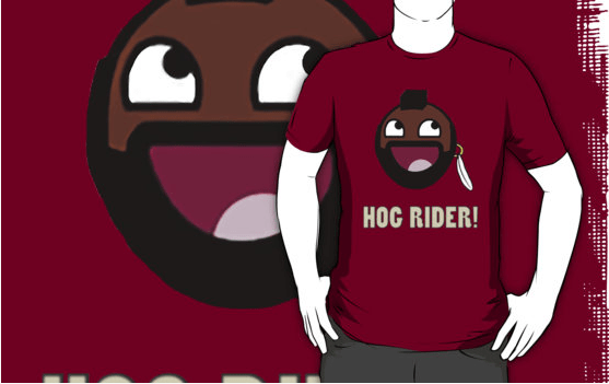 Hog Rider Funky - Top 10 Clash of Clans T Shirts
