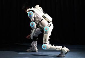 Mind Controlled Robot Exoskeleton