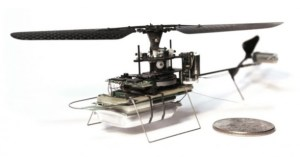 insect size drone
