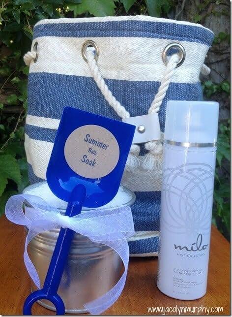 summer soak bag