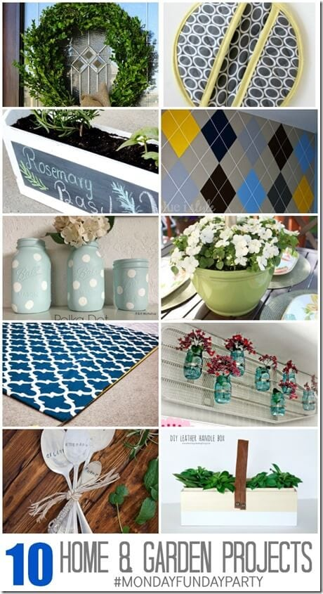 Home and Garden Projects at thatswhatchesaid.net