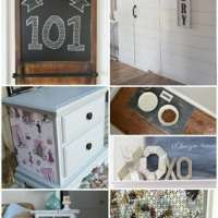 10 Beautiful DIY Projects | MF Link Party