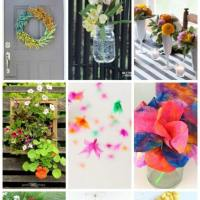 Floral Projects |  Monday Funday Link Party