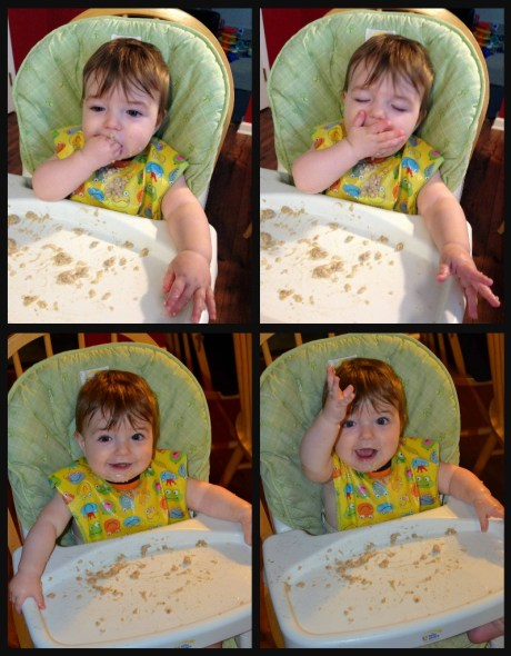 finger food oatmeal