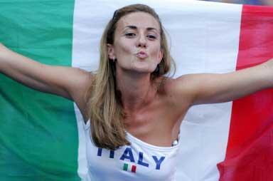 Italian fan