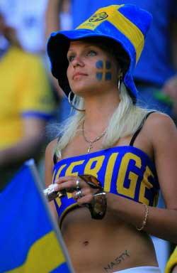 Swedish fan