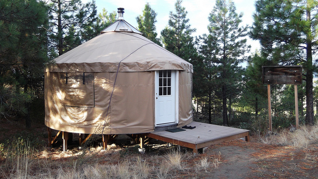 Can You Live Legally in a Yurt in California?