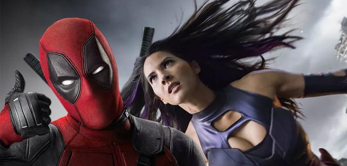 Psylocke Deadpool Olivia Munn Eager To T...
