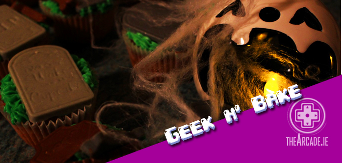Goosebumps Ooze Cakes – Geek N' Bake
