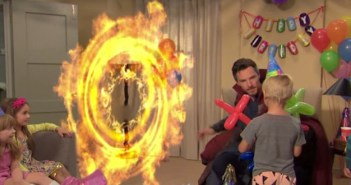 Do Not Hire Doctor Strange For A Birthday Party